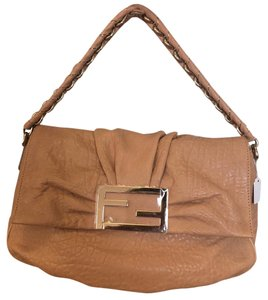 Fendi Handbag Tan Handbag Hobo Bag