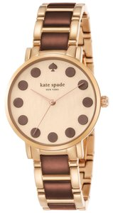 Kate Spade Kate Spade Gramercy Dot Ladies Watch 1YRU0739