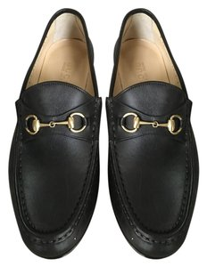 Gucci Never Worn Leather Brown Flats
