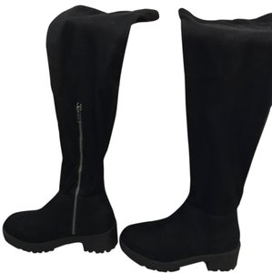 coolway black Boots