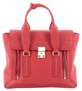 3.1 Phillip Lim Satchel in Red