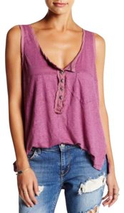 Free People Free Free Free Top Purple