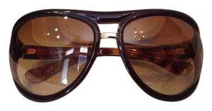 Tom Ford Tom Ford Cameron Oversized Sunglasses