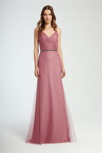 Monique Lhuillier Cerise 450337 Dress