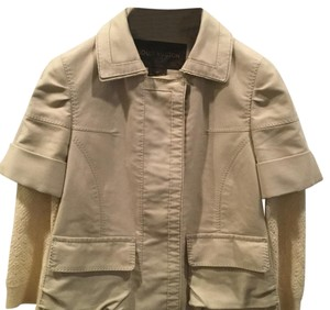 Louis Vuitton Beige Jacket