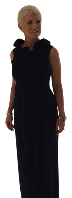 Item - Navy 'go Go Gown' Long Formal Dress Size 2 (XS)