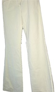 BCBGMAXAZRIA Trouser Pants cream