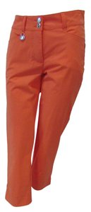XDS Daily Sports Capris Orange