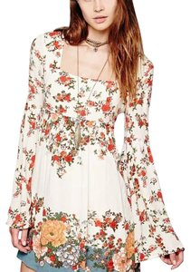 Free People short dress Natural on Tradesy