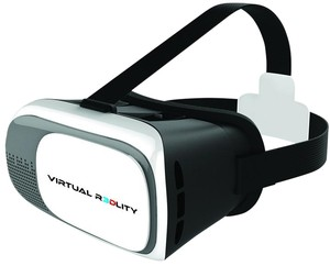 Vecceli Italy Virtual Reality Headset for All Smartphones