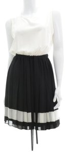 213 by Michelle Kim short dress Black/White on Tradesy