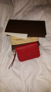 Louis Vuitton Zippy Coin Purse empreinte