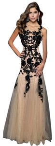 Milano Formals Lace Fitted Sexy Dress
