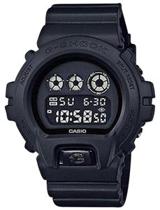 G-Shock Mens G-shock Military Concept Black Digital Watch Dw6900bb-1dr