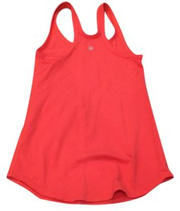 Lululemon Top reddish orange