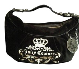 Juicy Couture Satchel in Dark Brown