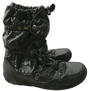 The North Face Black Boots