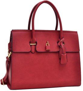 Other Classic Large Handbags The Treasured Hippie Vintage Satchel in Red