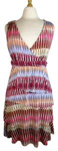 New York & Company short dress Multi-Color on Tradesy
