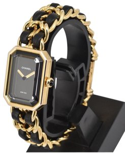 Chanel Chanel Black Gold Premiere Watch