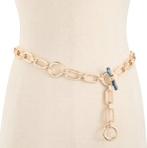 Michael Kors Michael Kors Toggle Chain Link Belt
