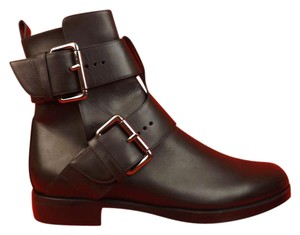 Pierre Hardy Italy Buckle Black Boots