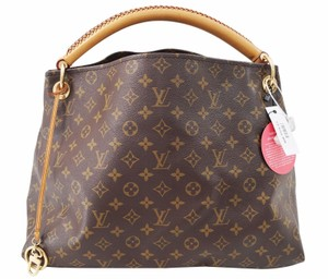 Louis Vuitton Lv Artsy Mm Monogram Hobo Shoulder Bag