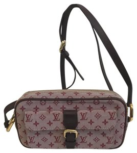 Louis Vuitton Monogram Mini Lin Classic Cross Body Bag
