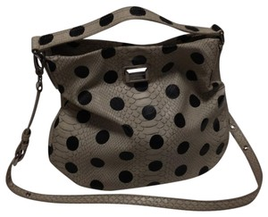 Marc Jacobs Tote in cream with black dots