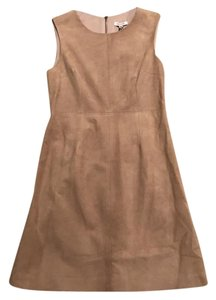 Jac + Jay short dress tan on Tradesy