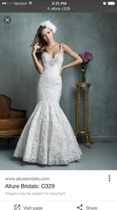 Allure Bridals Allure C329 Wedding Dress