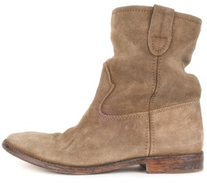 Isabel Marant Olive Brown Boots