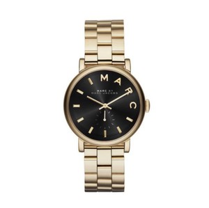 Marc by Marc Jacobs Marc by Marc Jacobs gold black dial baker watch