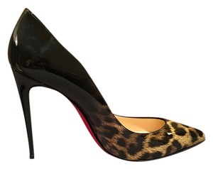 Christian Louboutin Louboutin Pigalle Pigalle Follies Leopard Pigalle Degrade Pigalle Black Brown Pumps