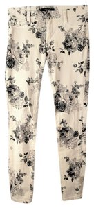 Forever 21 Stretchy Skinny Jeans-Coated