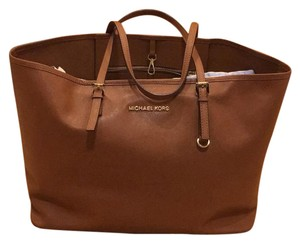 MICHAEL Michael Kors Work School Office Tote in Brown