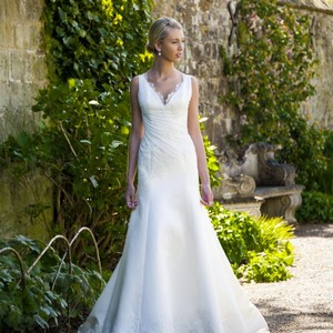 Augusta Jones Natalie By Augusta Jones For Kleinfeld Wedding Dress