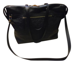 Louis Vuitton Empreinte Noir Monogram Tote in Boetie, Noir, Black