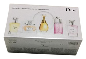 Dior The Perfumes of Avenue Montaigne