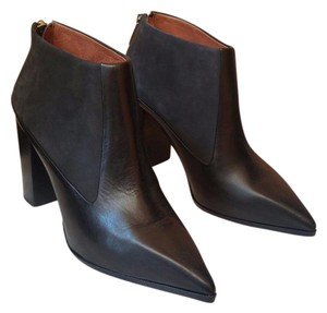 See by Chloé Chloe Chloe Canaro Ankle Leather Black Boots
