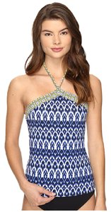 Bleu Rod Beattie RoadtoMorocco halter tankini