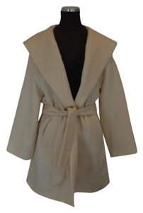 Richard Tyler Couture Mohair Vintage Trench Coat