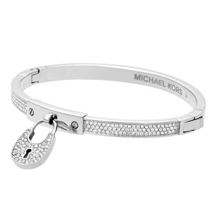 Michael Kors MICHAEL KORS Hinged Bangle Bracelet (BOXED)