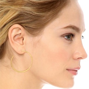 Gorjana Arc Large Hoops