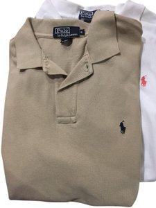 Polo Ralph Lauren Cotton Men Xl Short Sleeves Sweater