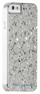 Case-Mate iPhone 6/6s Case - Rebecca Minkoff - Silver Stars