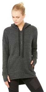 Alo Stellar Jacket Charcoal Heather
