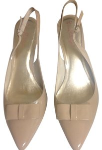 Lilly Pulitzer Nude Pumps