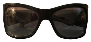 Dior Dior Black Sunglasses With Opal