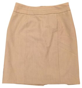 George Skirt Tan